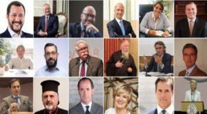 Barnum Verona Salvini congresso famiglie